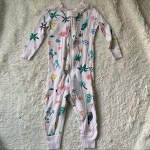 HANNA ANDERSSON | Tropical Print Pajamas